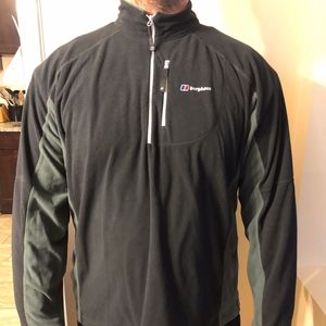 Berghaus Fleece Black Jacket